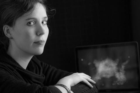 Eva Maria Schug, Videokunst und -Installationen, 2013 - Portrait von Dietmar Simsheuser
