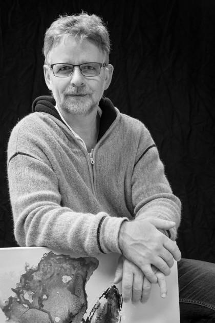 Wolfram W. Frings, 2014 - Portrait von Dietmar Simsheuser