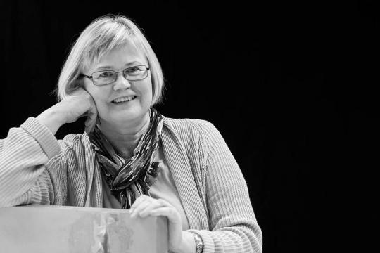 Annette Nielson, 2014 - Portrait von Dietmar Simsheuser