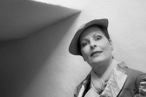 Ingrid Müller-Marx, 2015 - Portrait von Dietmar Simsheuser