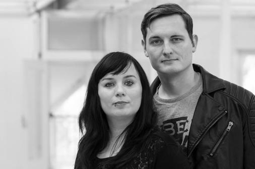 Anna und Roman Küffner, Sinzig 2015 - Portrait von Dietmar Simsheuser