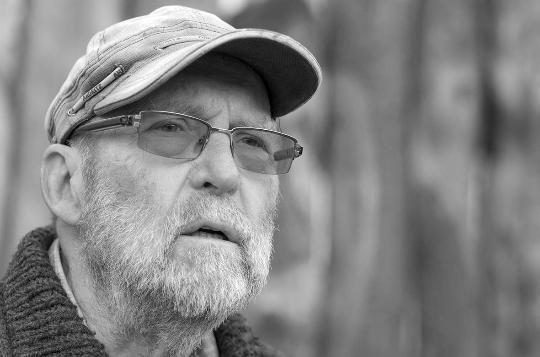 "Paul Greven im ""Teatro Paulo"", 2015 - Portrait von Dietmar Simsheuser"