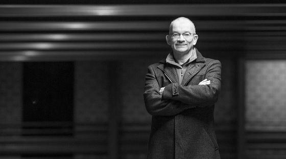 Jürgen Föhr, 2015 - Portrait von Dietmar Simsheuser