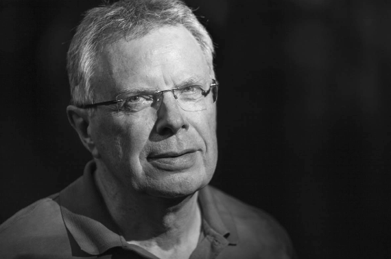 Bernhard M. Scheurer - Portrait von Dietmar Simsheuser - 06/2016