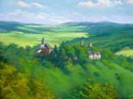 """""""Kronenburg"""", AhRTIST Alan Chaney"""