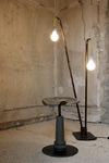 Lichtinstallation - best of SCHREI, Oktober 2014 – AhRTIST Reiner Geef
