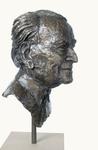 Freiherr von Boeselager, Bronze - AhRTIST Rudolf P. Schneider