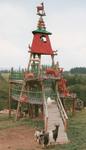 Der Ziegenturm - Paul Greven