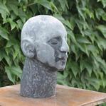 der besondere Moment - Stein (irischer Limestone) -AhRTIST - Miep Adenacker
