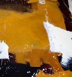 Warme Erde - 100x120 cm - AhRTISTS Annette Nielson
