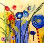 Blumen und Pflanzen - AhRTISTS Annette Nielson