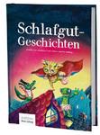 """Buchcover """"Schlafgutgeschichten"""" - Carola Bergmann"""