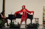 Alexandra Tschida - Auftritt in der Konzerthalle Bad Neuenahr