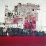 Steinbruch - Acryl auf Leinwand - Ulrich Schmidt-Contoli