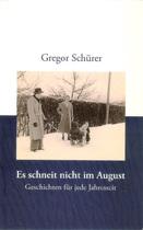 """""""Es schneit nicht im August"""" - AhRTISIT Gregor Schürer"""