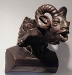 Widderkopf ( Bronze) - AhRTISTS Titus Reinarz